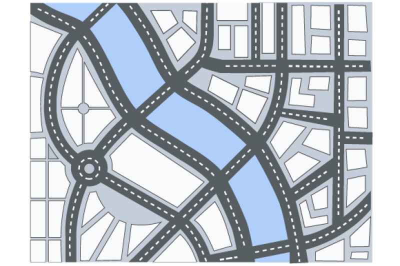 vector-map-city