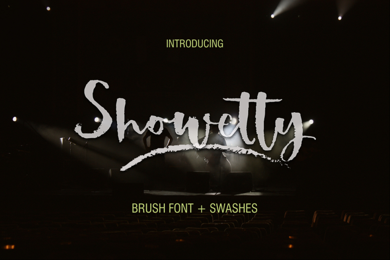 showetty-brush-font