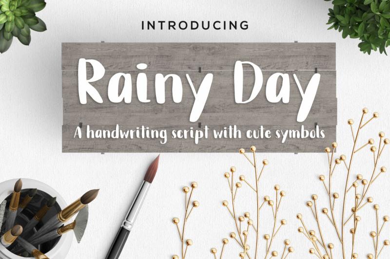 rainy-day-handwriting-script-font