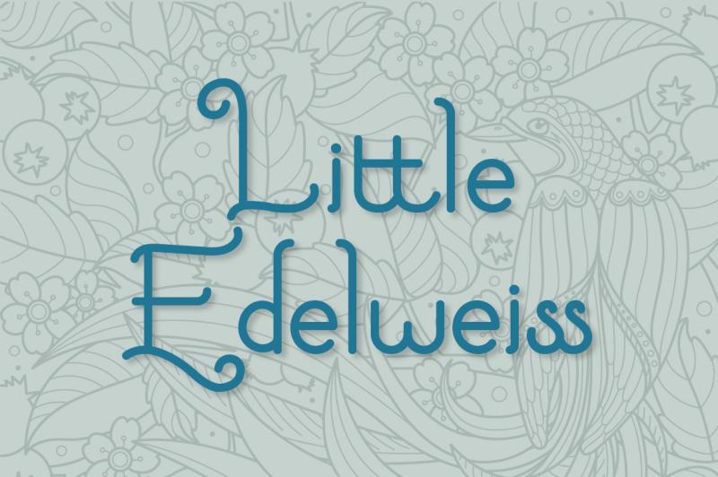 little-edelweiss
