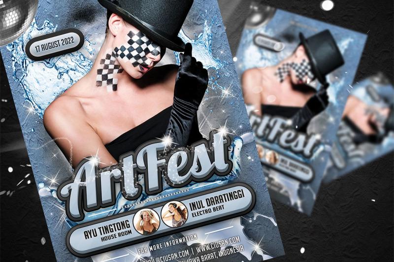 art-fest-flyer-template