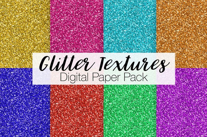 glitter-textures-digital-paper-pack