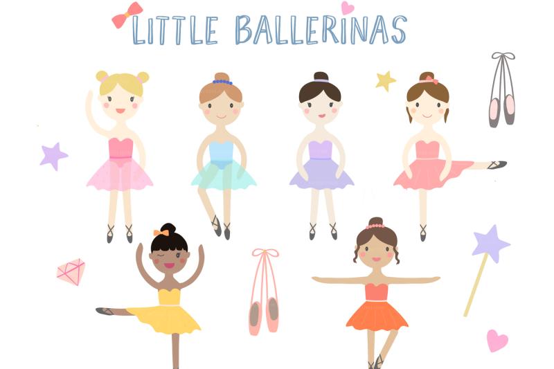 little-ballerinas-clipart