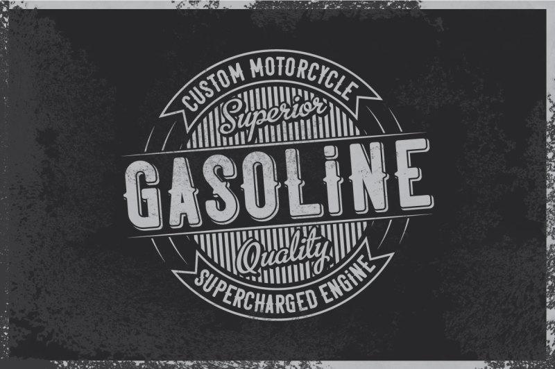 garage-typeface