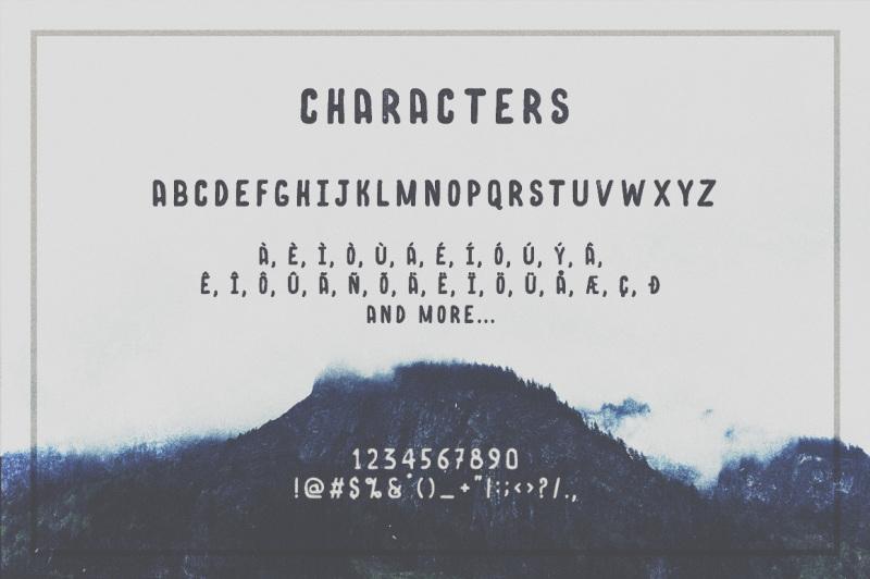 norquay-hand-drawn-font