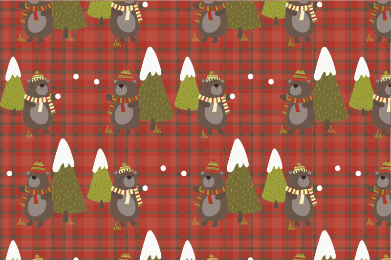 christmas-forest