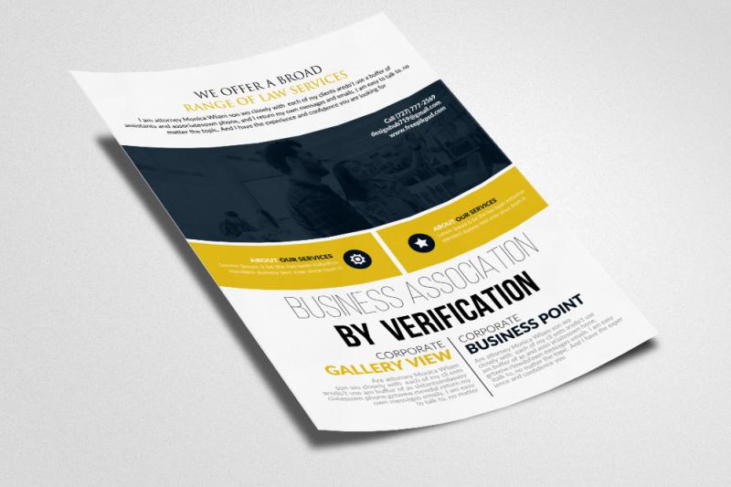 business-management-flyers
