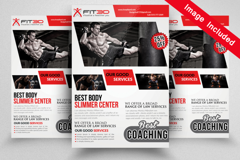 gym-fitness-flyers
