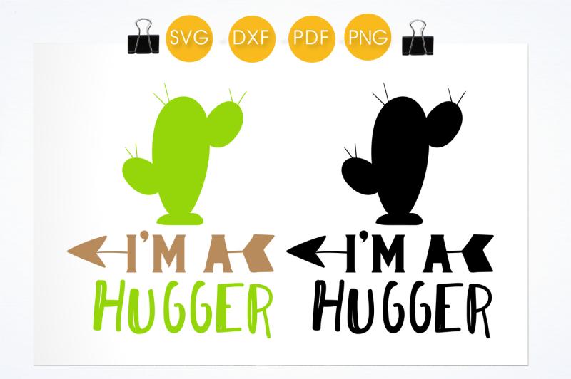 i-m-hugger-svg-png-eps-dxf-cut-file