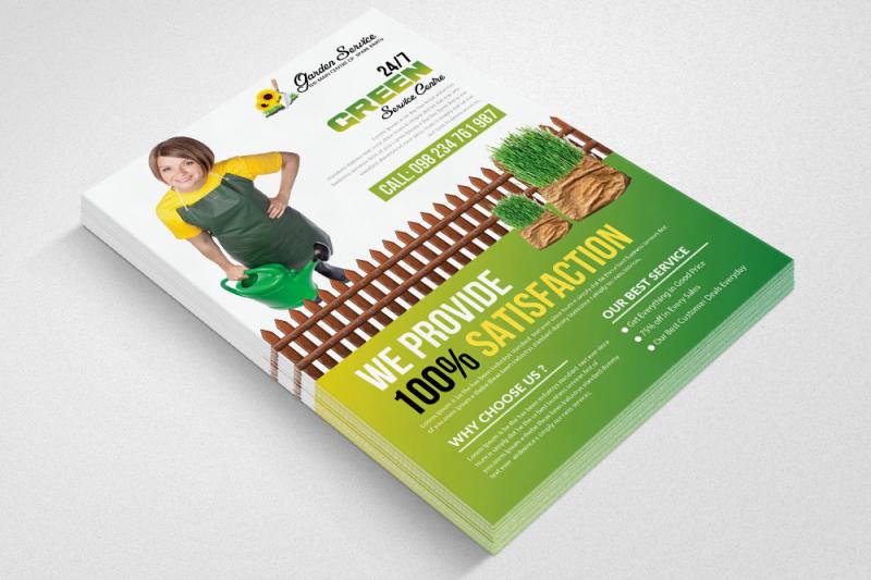 garden-service-flyer-templates