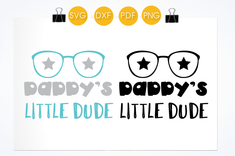 daddy-s-little-dude-svg-png-eps-dxf-cut-file