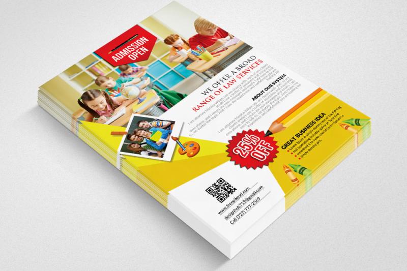 education-flyers