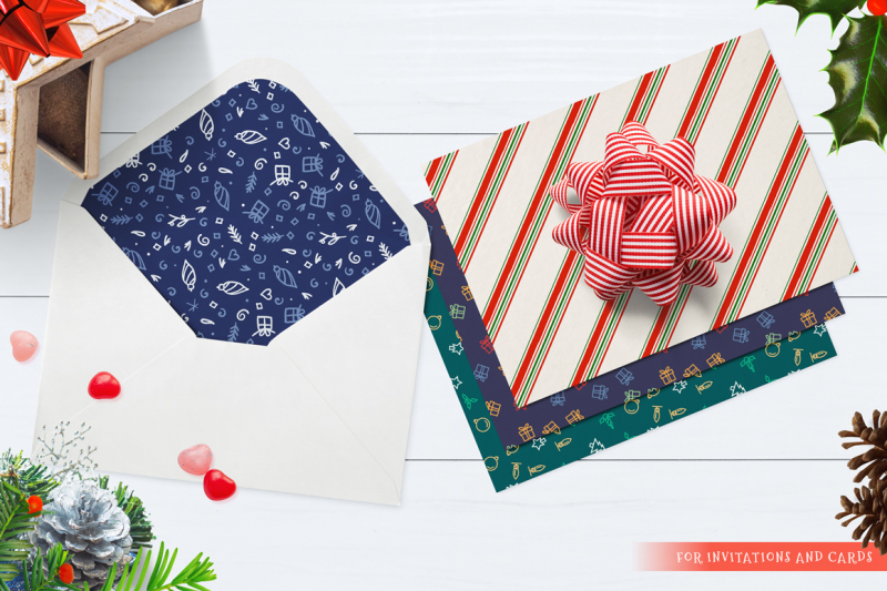 100-christmas-seamless-patterns
