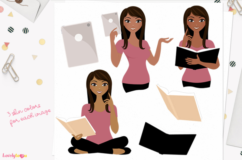 student-girl-character-clipart-zoe-l142