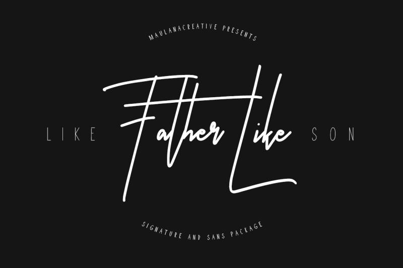 like-father-like-son-signature
