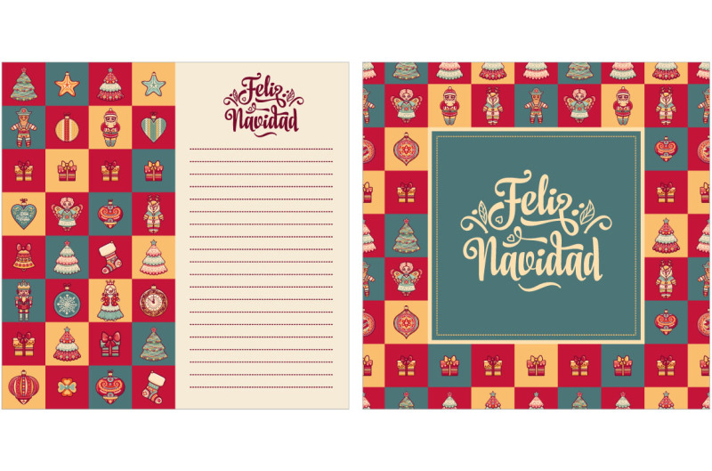 feliz-navidad-big-set-bundle-34-christmas-postcard-xmas-card-on-spanish-language-warm-wishes-for-happy-holidays-in-spain