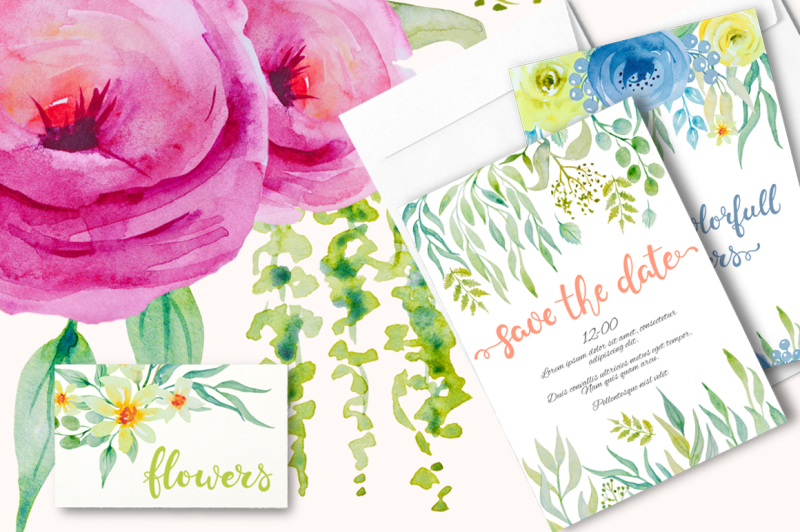bright-watercolor-flowers-clipart
