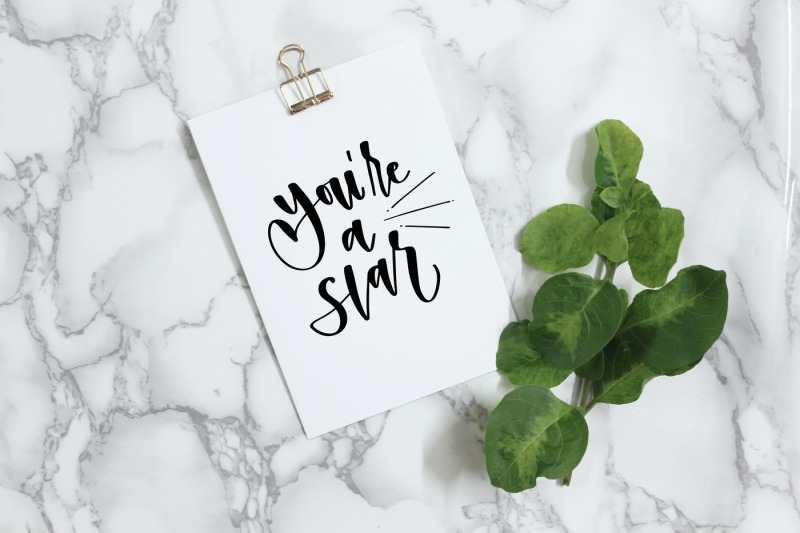 quotes-and-lettering-mock-up-bundle
