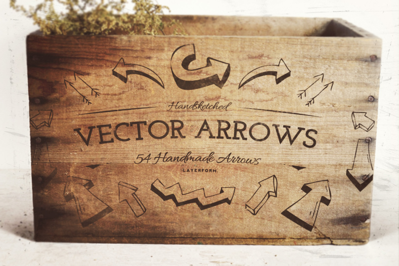 54-handsketched-vector-arrows