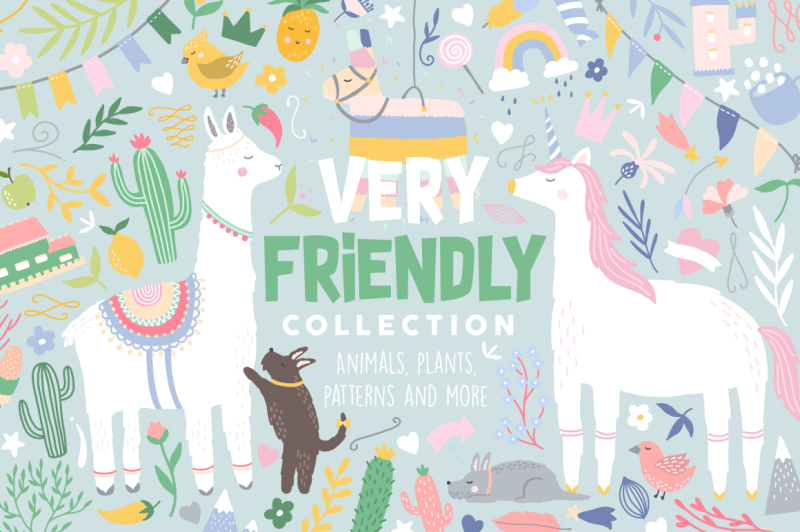 very-friendly-collection