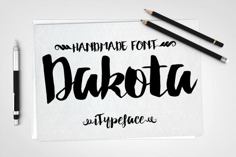 dakota-typeface