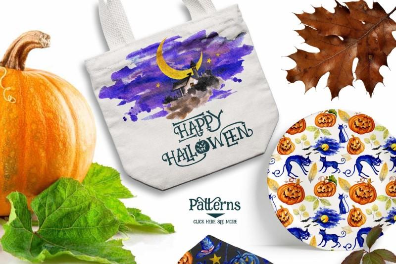 watercolor-happy-halloween