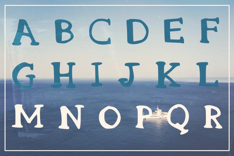 madeline-handsketched-font