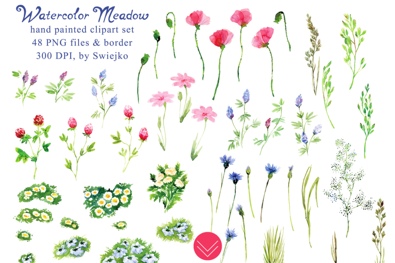 watercolor-meadow-clipart
