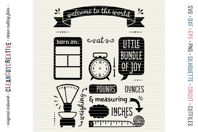 birth-stats-template-baby-birth-announcement-svg-dxf-eps-png-cricut-and-silhouette-clean-cutting-files