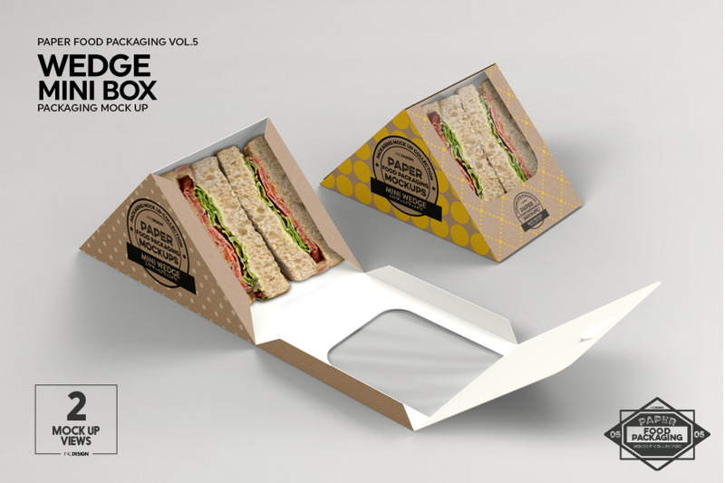 Download Small Kraft Paper Bag For Bread Mockup Yellowimages