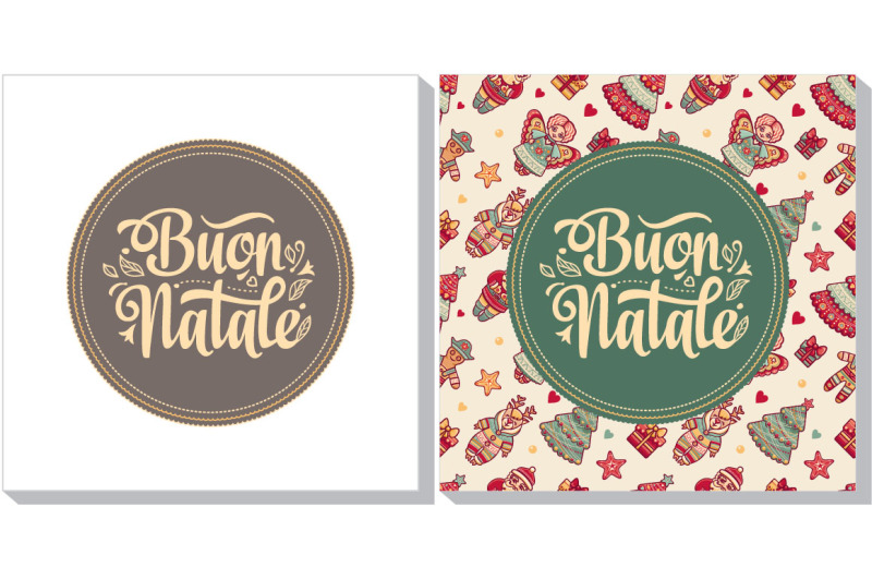 buon-natale-christmas-template-greeting-card-winter-holiday-in-italy-congratulation-on-italian-vintage-style
