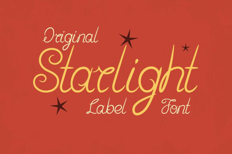 starlight-typeface