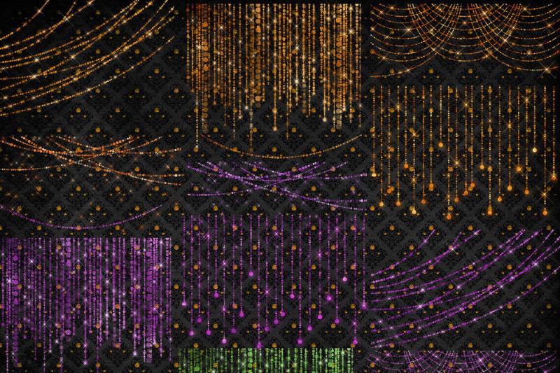 halloween-bokeh-string-lights