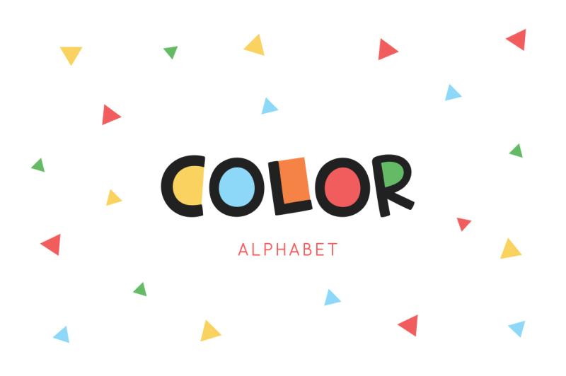 color-alphabet