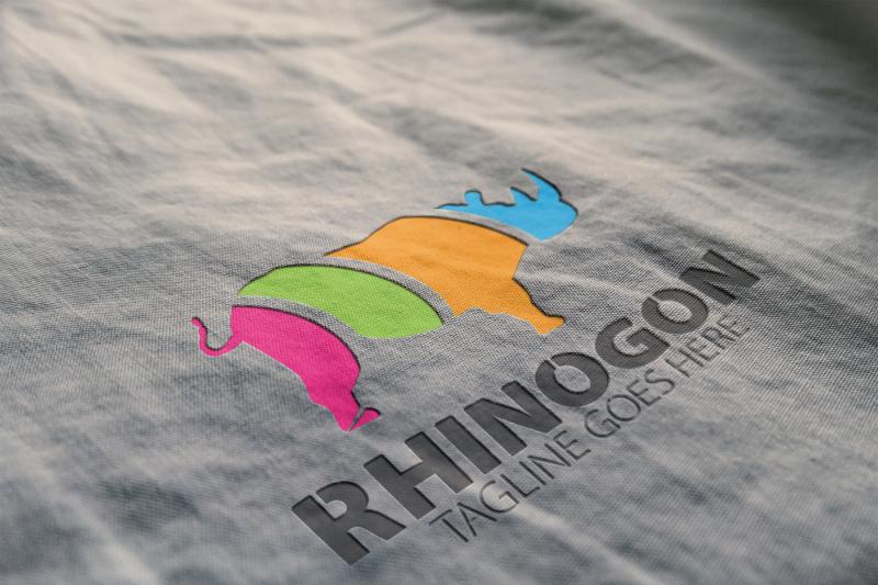rhino-colorful-polygon-logo