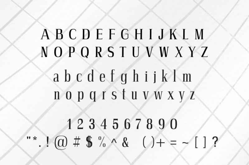 petty-modern-serif-font
