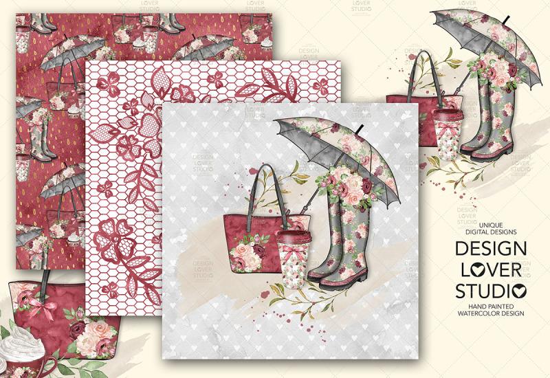 watercolor-rain-romance-dp-pack