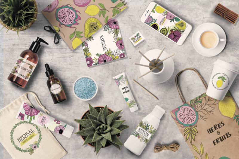 botanical-logos-and-illustrations
