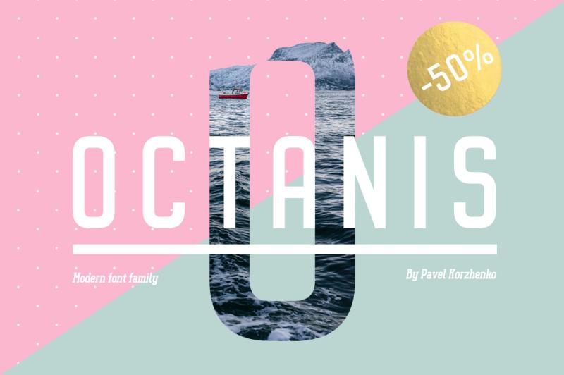 octanis-font-family-50-percent