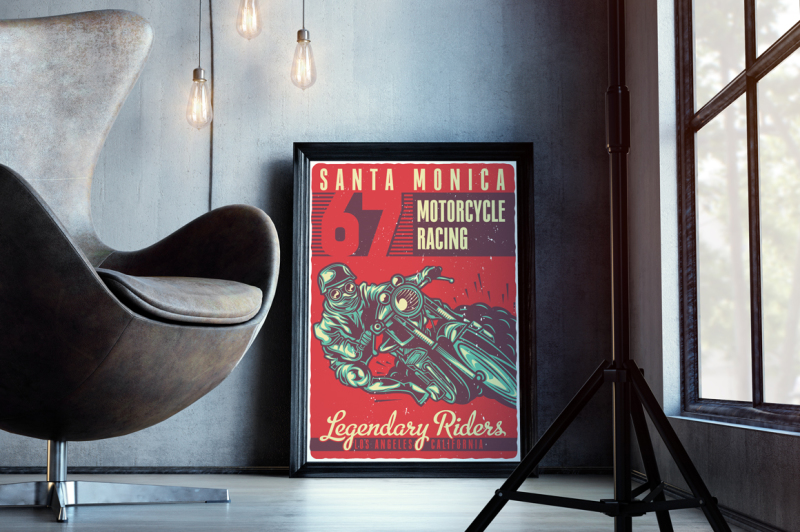 motoracer-t-shirts-and-posters