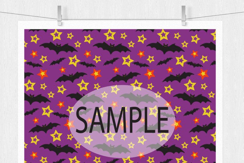 halloween-digital-paper
