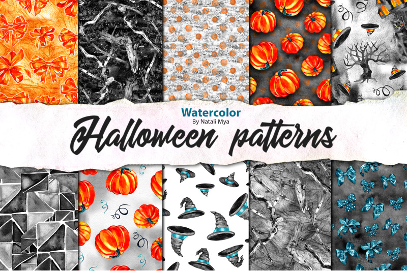 halloween-seamless-pattern-pack