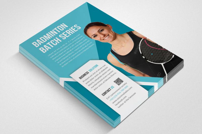 badminton-championships-sports-flyer