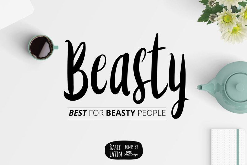 beasty-fun-fonts