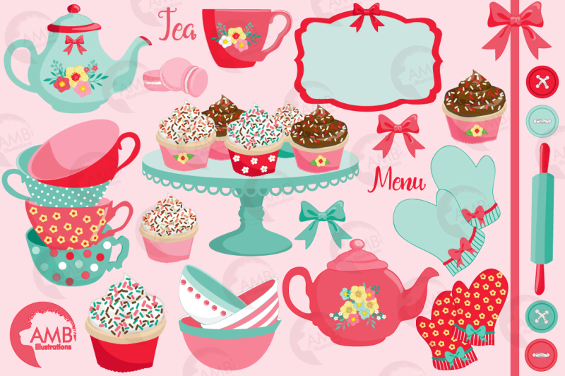 tea-and-sweets-clipart-graphics-illustrations-amb-1972