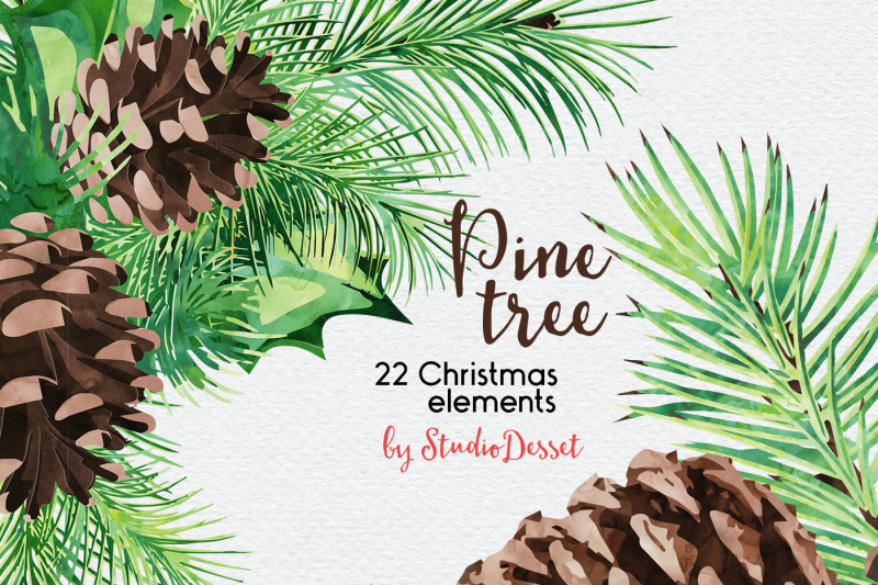 pine-tree-watercolor-christmas-cliparts