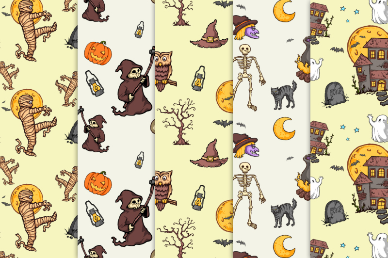 spooky-party-halloween-patterns