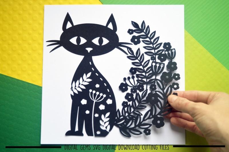 cat-paper-cut-svg-dxf-eps-files