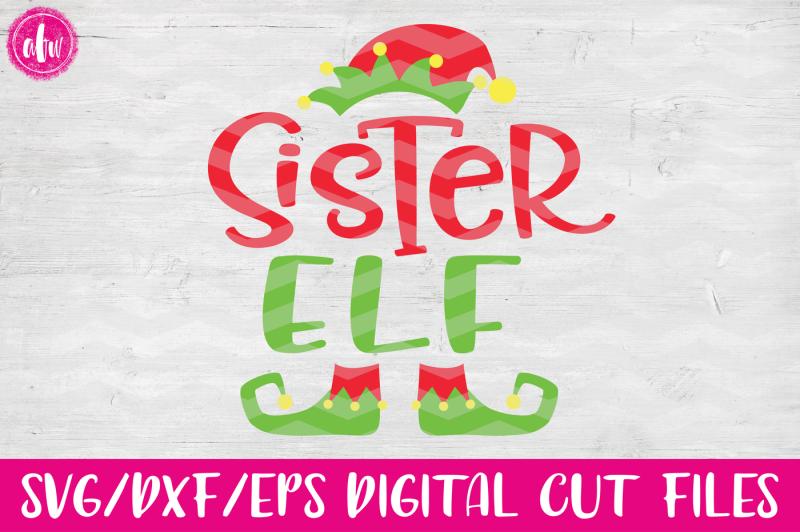 sister-elf-svg-dxf-eps-cut-file
