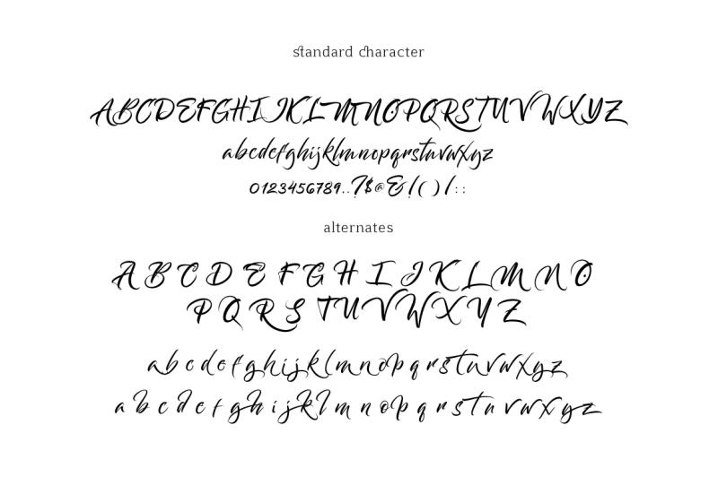 bantham-typeface